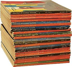 The Magazine of Fantasy and Science-Fiction [Science: Bradbury, Ray, L.