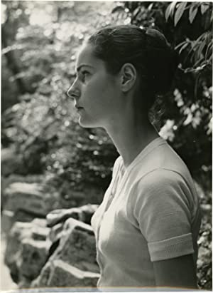 Dominique Clement, Candid (Collection of 8 original photographs of the French actress)