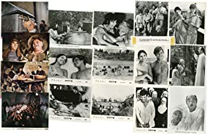 The Decameron (Set of 15 still photographs from the 1971 film)