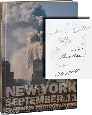 New York: September 11 (Signed First Edition)