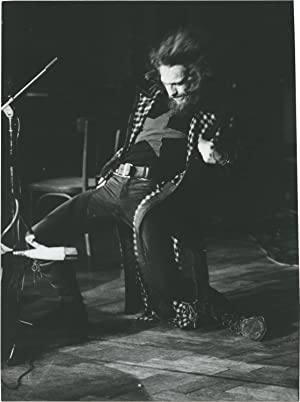 Archive of photographs featuring Rock performers, circa 1967-1972: Montfort, Michael (photographer)...