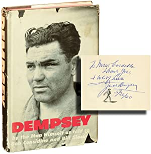 Dempsey (Signed First Edition)