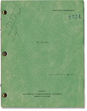 All My Sons (Original screenplay for the 1948 film, original carbon typescript draft)