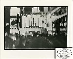 Brute Force (Original New York City marquee: Buemi, Joseph (photographer);