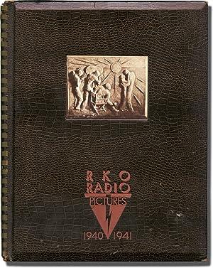 RKO Radio Pictures 1940-1941 Annual: Film Studio Annuals]
