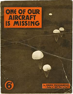 One of Our Aircraft is Missing (Original British Program for the 1942 film)