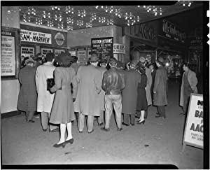 Archive of over 200 original inter-negatives from the Cleveland, Ohio Telenews Theater: Telenews ...