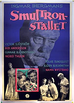Wild Strawberries [Smultronstallet] (Original poster for the: Bergman, Ingmar (director);