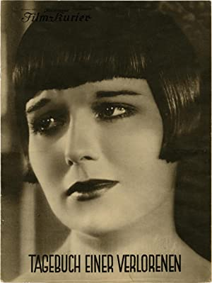 Diary of a Lost Girl [Tagebuch Einer Verlorenen] (Original German program for the 1929 film)