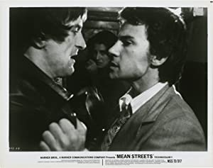 Mean Streets (Collection of 15 original still photographs from the 1973 film): Scorsese, Martin (...