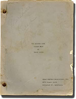 The Haunted Mine (Original screenplay for the 1946 film)