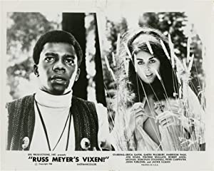 Vixen (Two original photographs from the 1968 film)