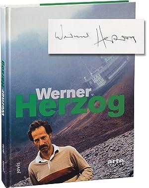 Werner Herzog (Signed First Edition): Presser, Beat (photographs); Werner Herzog, Lena Herzog, ...