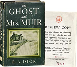 The Ghost and Mrs. Muir (First Edition, review copy): Dick, R. A.