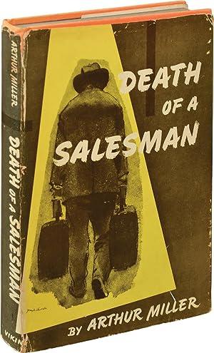 Death of a Salesman (First Edition): Miller, Arthur