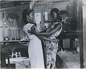 Black Orpheus [Orfeo negro] (Two original photographs from the 1959 film)