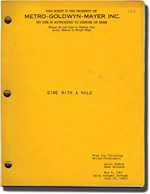 Dime With a Halo (Original screenplay for: Sagal, Boris (director);