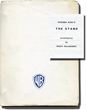 The Stand (Original screenplay for an unproduced film)