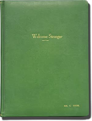 Welcome Stranger (Original screenplay for the 1947 film)