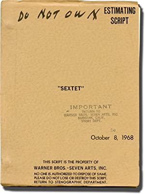 Sextette [Sextet] (Original screenplay for the 1978 film)