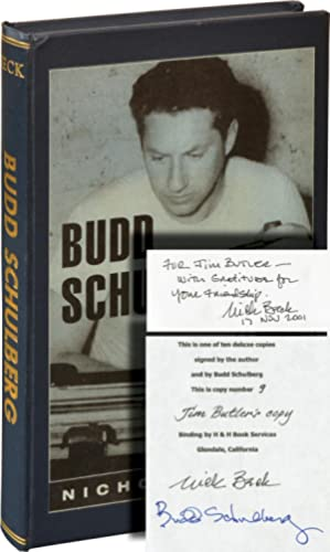 Budd Schulberg: A Bio-Bibliography (First Edition, one of 10 copies signed)