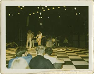Archive of 59 original photographs taken at American rock shows, circa 1969
