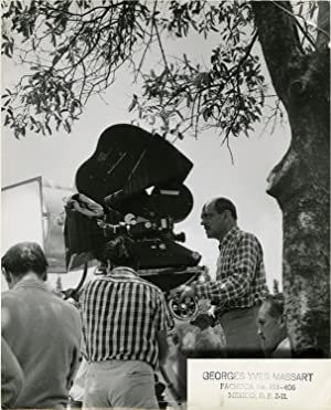 Fever Mounts at El Pao [La fievre monte a El Pao] (Original photograph of Bunuel on the set of th...