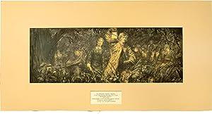 Raintree County (Original scenario artwork from the: Dmytryk, Edward (director);