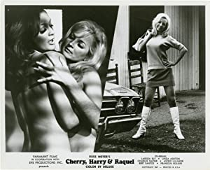 Cherry, Harry & Raquel (Collection of 9 original photographs from the 1970 film)