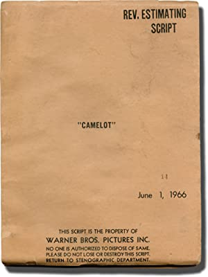 Camelot (Original screenplay for the 1967 film)