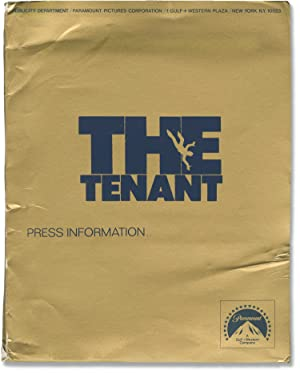 The Tenant (Original press kit for the 1976 film)