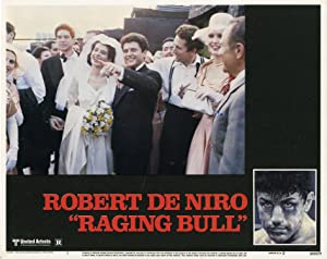Raging Bull (Complete set of US lobby cards for the 1980 film)
