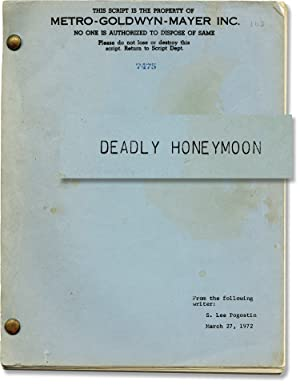 Nightmare Honeymoon [Deadly Honeymoon] (Original screenplay for the 1974 film)