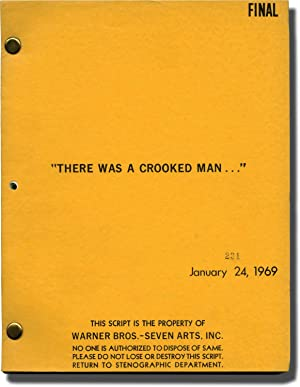 There Was a Crooked Man (Original screenplay for the 1970 film)