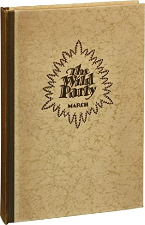The Wild Party (First Edition, one of 750 copies, in original slipcase)