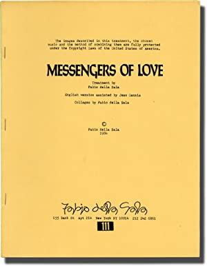 Messengers of Love (Original treatment for an: Hendrix, Jimi] della