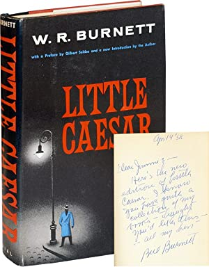 Little Caesar (1958 Edition, inscribed to Jimmy Starr)