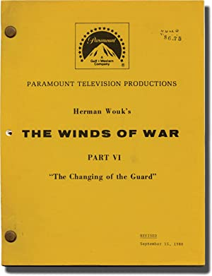 The Winds of War, Part VI: The: Curtis, Dan (director,