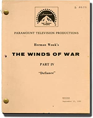 The Winds of War, Part IV: Defiance: Curtis, Dan (director,