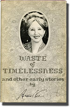 Waste of Timelessness and Other Early Stories (First Edition, signed by Rupert Pole)
