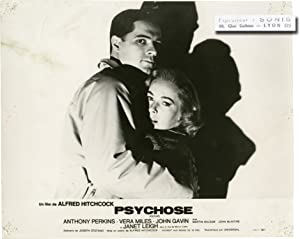 Psycho (Collection of 5 lobby cards from the 1960 film)