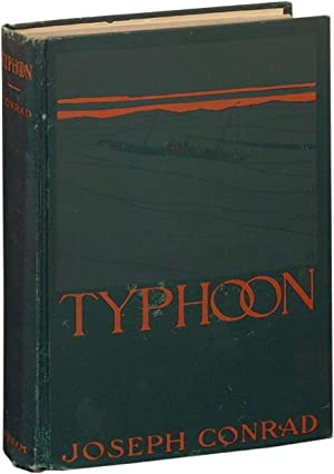 Typhoon (First Edition): Conrad, Joseph