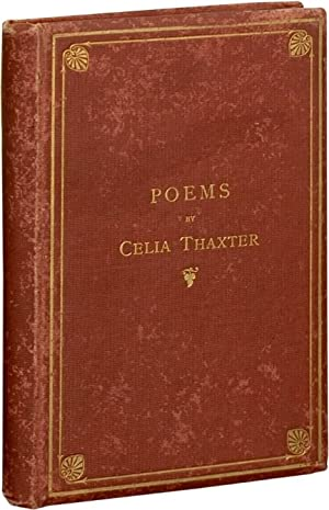 Poems (First Edition): Thaxter, Celia