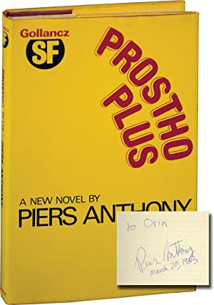 Prostho Plus (Signed First Edition): Anthony, Piers