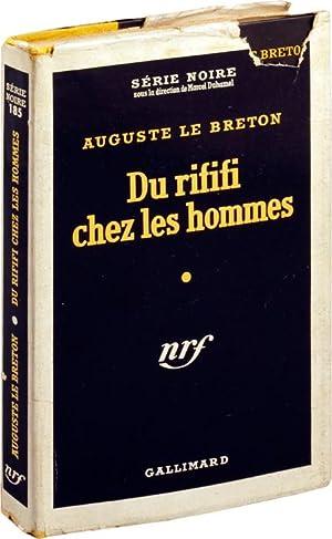 Du Rififi chez les hommes (First French Edition): Le Breton, Auguste