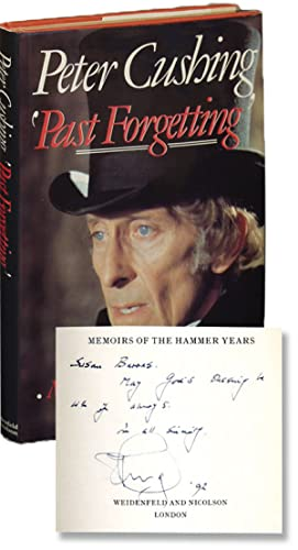 Past Forgetting: Memoirs of the Hammer Years (Signed First Edition): Cushing, Peter