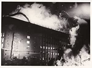 Godzilla (Original photograph from the 1954 film)