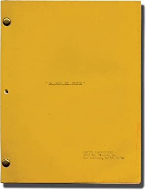 Psycho Sisters [So Evil, My Sister] [Sibling] (Original screenplay for the 1974 film)