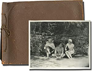 Archive of 89 photographs from various pre-Code films starring Julie Bishop [Jacqueline Wells], 1...