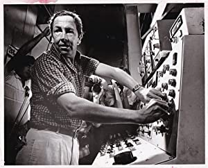 Original photograph of Robert Rauschenberg, 1979